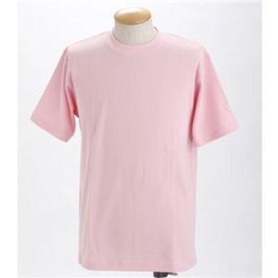 ドライメッシュポロ&Tシャツセット ソフトピンク Mサイズ