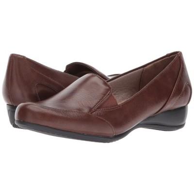 ライフストライド LifeStride レディース ローファー・オックスフォード シューズ・靴 Disco Dark Tan Cowgirl