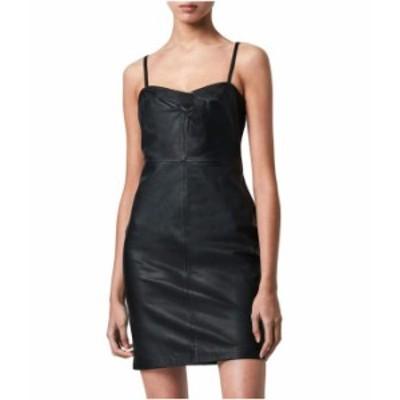 オールセインツ レディース ワンピース トップス Orla Dress Black