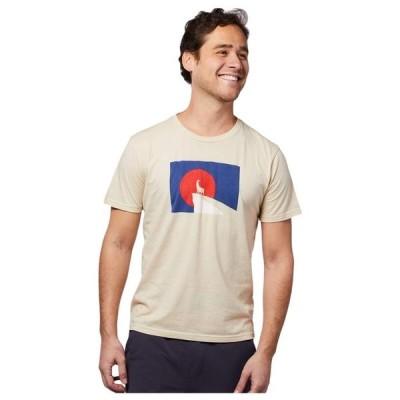 コートパクシー メンズ シャツ トップス Llama Got Out T-Shirt
