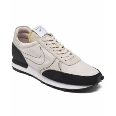 ナイキ メンズ スニーカー シューズ Men's Dbreak-Type Casual Sneakers from Finish Line Light Ore-Wood Brown Black