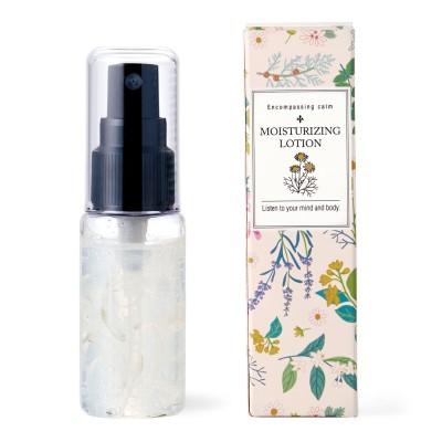 ゆらぐ心に花を ハーブの香りに包まれて 心うるおう花化粧水の会 フェリシモ FELISSIMO