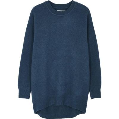 イザベル マラン Isabel Marant Etoile レディース ニット・セーター トップス Danaelle dark blue wool-blend jumper Blue
