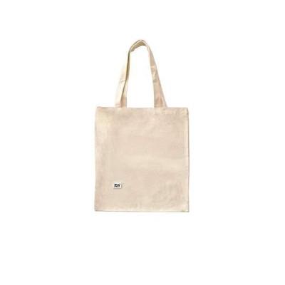 Natural Beige DIY Canvas Tote Bag 14x16inch並行輸入品 送料無料