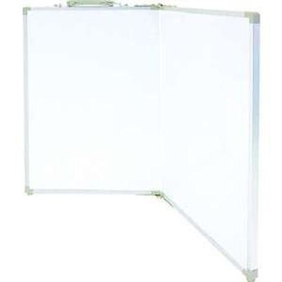【メーカー直送品】シンワ ホワイトボード折畳式_OAW45x60無地横(品番:77741)『8356569』