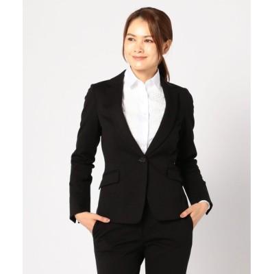 NARACAMICIE / 《セットアップスーツ対応》ポンチテーラードジャケット WOMEN ジャケット/アウター > テーラードジャケット