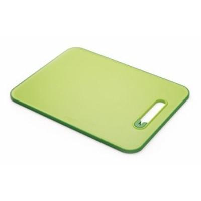 Joseph Joseph (ジョセフジョセフ) 包丁研ぎ付きまな板 新発想 Slice&Sharpenシリーズ Lサイズ グリーン 600278