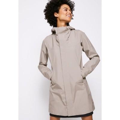 アークテリクス ジャケット&ブルゾン レディース アウター SOLANO COAT WOMENS - Waterproof jacket - esoteric