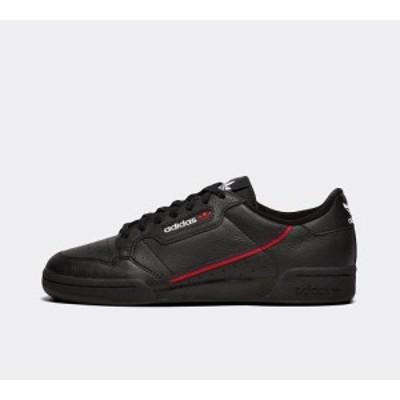 アディダス adidas Originals メンズ スニーカー シューズ・靴 continental 80 trainer Core Black/Scarlet/Collegiate Navy