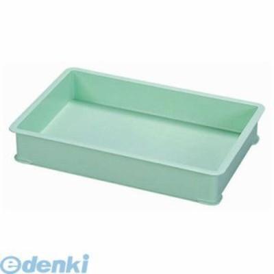 [ABV8502] サンコー PPカラー番重 A型 グリーン 4983049140172