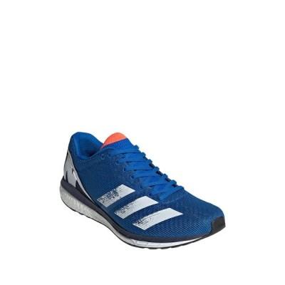 アディダス メンズ スニーカー シューズ Adizero Boston 8 Running Shoe GLOBLU/CWH