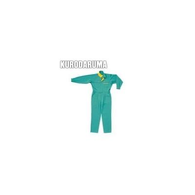 作業服 作業着 クロダルマ 秋冬作業服 ツナギ服 4902 刺しゅう ネーム刺繍