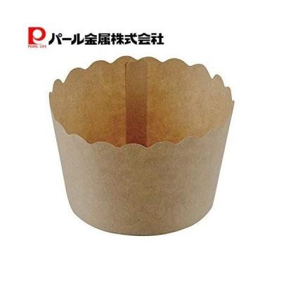 EEスイーツ 紙製マフィンカップ L 5枚入 D-4835 パール金属