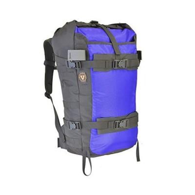 Vertical Gear Back Bowl 35 Pack, Men's Medium, Blue並行輸入品