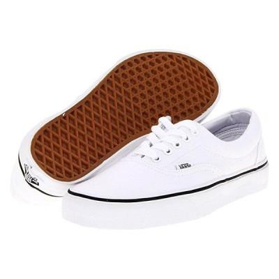 バンズ Era Core Classics メンズ スニーカー 靴 シューズ True White