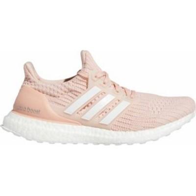 アディダス レディース スニーカー シューズ adidas Women's Ultraboost Running Shoes Vapour Pink