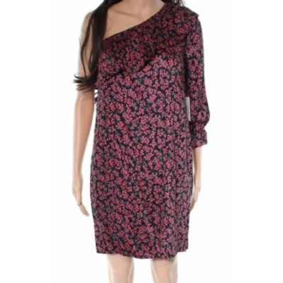 Red  ファッション ドレス Velvet by Graham Spencer NEW Red Floral Womens Size XS Shift Dress