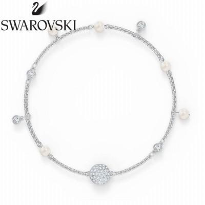 SWAROVSKI スワロフスキー Remix Collection Delicate Pearl Strand ブレスレット 5560661 レディース 送料無料