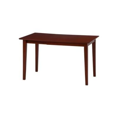 エクステンションダイニングテーブル 伸長式80/120 ダイニングテーブル 木製 北欧テイスト ナチュラル ブラウン モダン シンプル レトロ おしゃれ かわいい