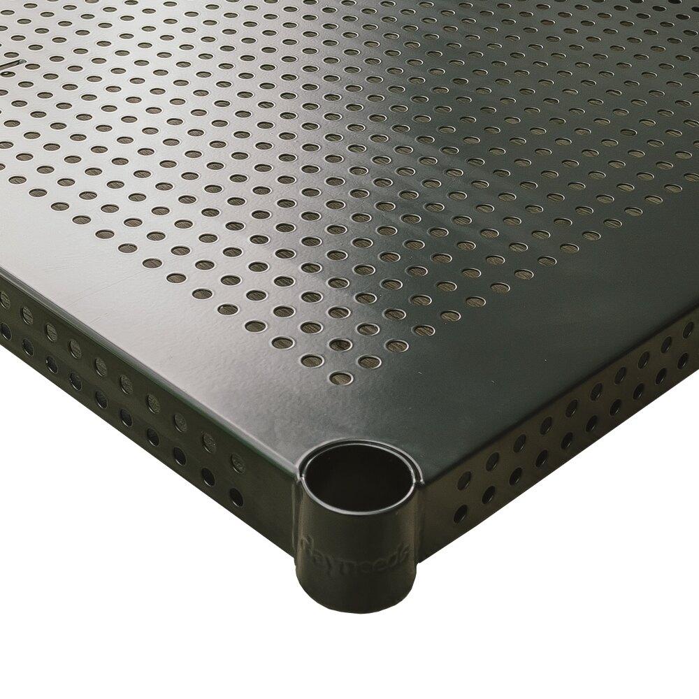 鐵架/層板【配件類】極致美學烤漆黑系列沖孔板_附夾片 dayneeds