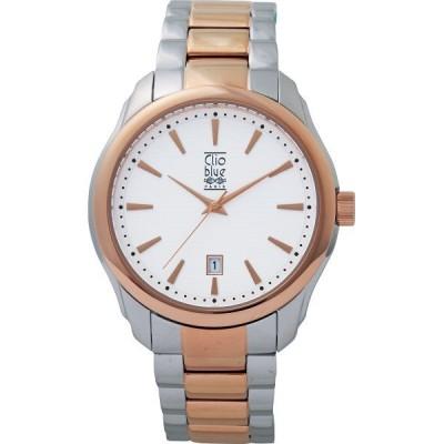 クリオブルー メンズ腕時計 W-CLM15231PK