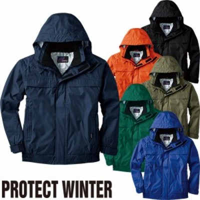 防寒ジャンパー 桑和 SOWA 防水防寒ブルゾン 2803 作業着 防寒 作業服
