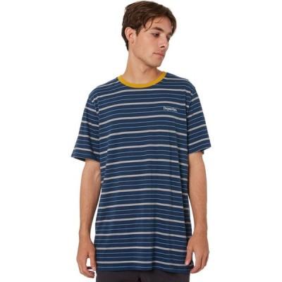 ディパクタス Depactus メンズ Tシャツ トップス Voyage Ss Yd Tee Ocean