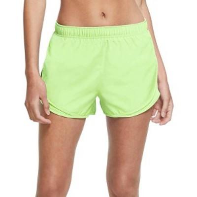 ナイキ レディース ハーフパンツ・ショーツ ボトムス Nike Women's Tempo Dry Core 3'' Running Shorts (Regular and Plus) Barely Volt