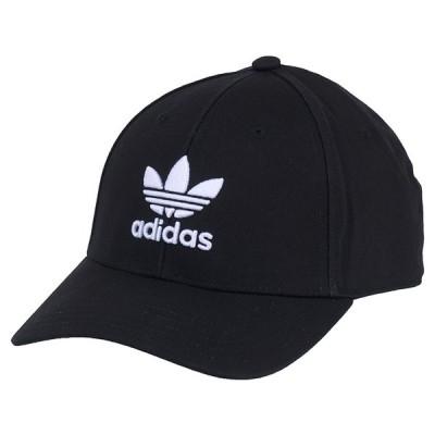 adidas Originals アディダス オリジナルス BASEB CLASS TRE EC3603 メンズ レディース キャップス ポーツ 帽子 ブラック 黒 ロゴ ワンポイント ホワイト 白