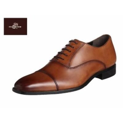 マドラス/madras DS4047 エムディーエル 紳士靴 ビジネスシューズ(ライトブラウン)本革 3E