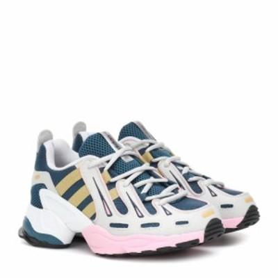 アディダス Adidas Originals レディース スニーカー シューズ・靴 Equipment Gazelle sneakers Tecmin/Goldmt/Trupnk