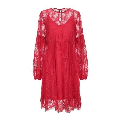 アニヤバイ ANIYE BY ミニワンピース&ドレス レッド L ナイロン 100% ミニワンピース&ドレス