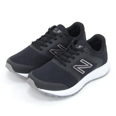【SALE】new balance(ニューバランス)WE420 B1(BLACK) 多彩なシーンで快適な履き心地を提供するオールマイティスニーカー。足入れしやすい幅広2E。