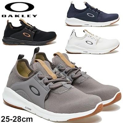スニーカー メンズ シューズ オークリー OAKLEY Dry(ドリ)ローカット スリップオン 靴