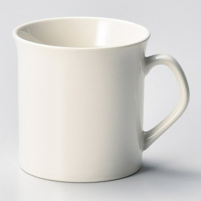 業務用食器 ホワイトプランタンマグ φ8.4×8.5cm(300�)