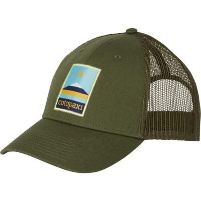 コトパクシ Cotopaxi レディース キャップ トラッカーハット 帽子 layers trucker hat Black