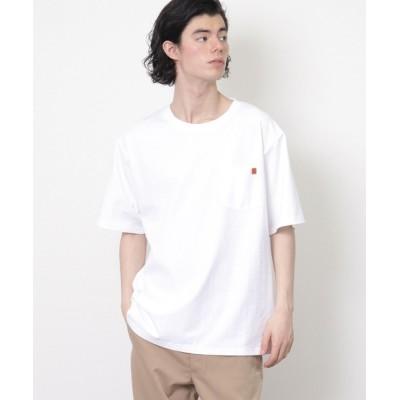 tシャツ Tシャツ ∴【 UNIVERSAL OVERALL / ユニバーサルオーバーオール 】ポケットTシャツ 半袖 ポケT U2023232 DR