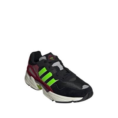 アディダス メンズ スニーカー シューズ Yung-96 Sneaker CBLACK/SGR