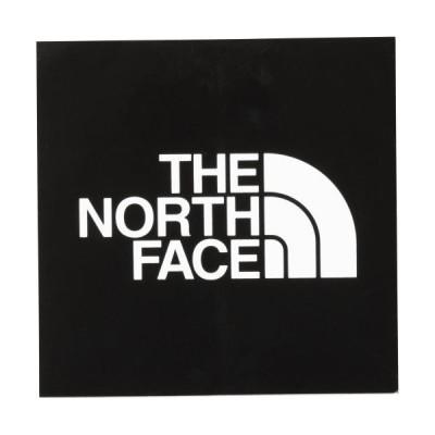 ザ・ノースフェイス THE NORTH FACE  アウトドア ステッカー 小 NN-9719 K ブラック 【2016FW】