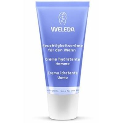 WELEDA(ヴェレダ)  モイスチャークリーム 30ml 【メンズ用顔用クリーム・シェイビング後のスキンケアに】