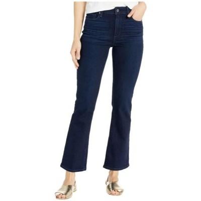 ペイジ レディース パンツ Claudine Ankle Flare Jeans in Telluride