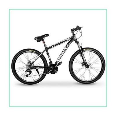 SIRDAR S-900 27スピード 27.5インチ マウンテンバイク アルミ合金 高炭素鋼 交換可能なシート2枚付き フルサスペン