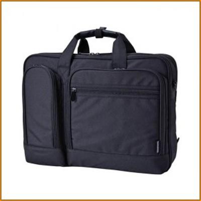 (送料無料)パルトナー ビジネスバッグ(M) ブラック 1260 ▼耐久性に優れたビジネスバッグ