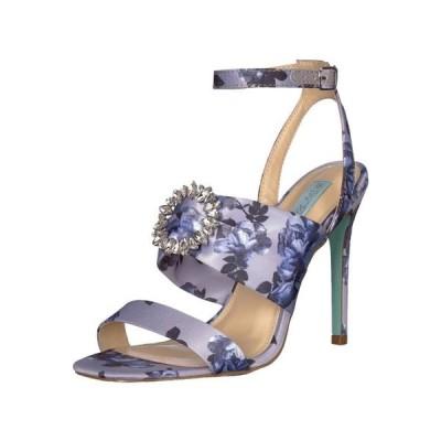 レディース 靴 コンフォートシューズ Blue by Betsey Johnson Women's SB-Scoti Heeled Sandal