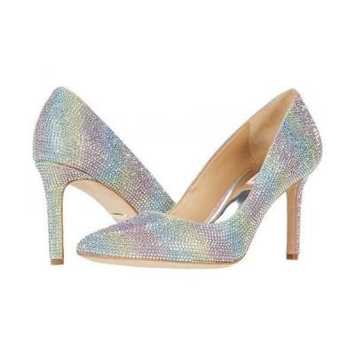 Badgley Mischka バッジリーミシュカ レディース 女性用 シューズ 靴 ヒール Godiva - Rainbow
