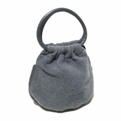 廃盤 Jean Paul GAULTIER ジャンポールゴルチエ レザーハンドルサークルバッグ (ゴルチェ 鞄) 128328