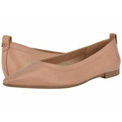Calvin Klein カルバンクライン レディース 女性用 シューズ 靴 フラット Raya Nude【送料無料】