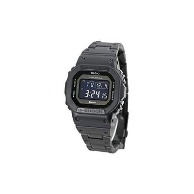 [カシオ]CASIO 腕時計 G-SHOCK ジーショック オールブラック デジタル 電波ソーラー Bluetooth 5600シリーズ GW-B56