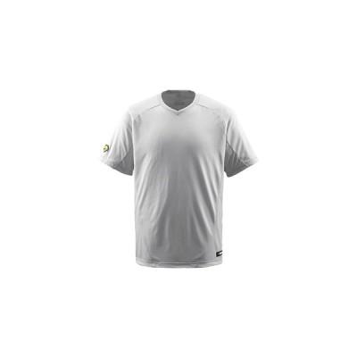 デサント(DESCENTE) ベースボールTシャツ シルバー JDB202-SLV 野球 トレーニングウェアー