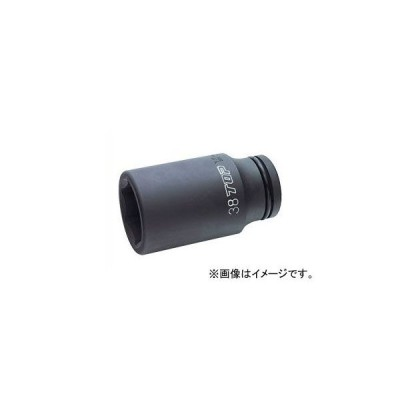 トップ工業/TOP インパクト用ディープソケット(差込角19.0mm) PT-623L JAN:4975180725950